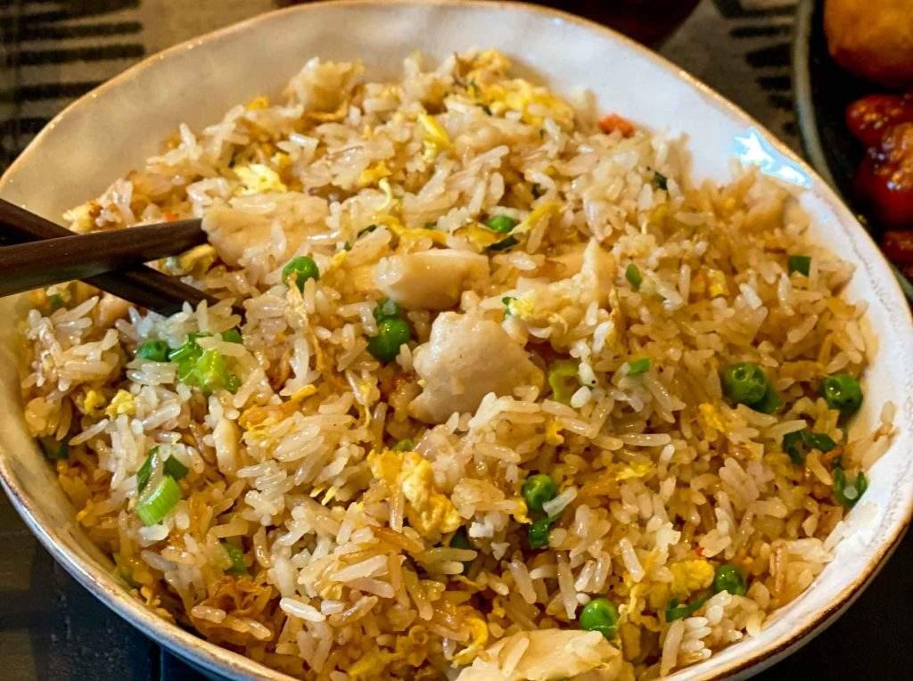 Rice Chicken - Jiayan Restaurant